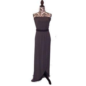 Lane Bryant Strapless Maxi Dress 3x